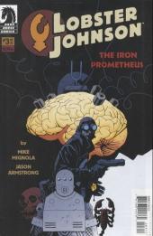Lobster Johnson (2007) -3- The Iron Prometheus #3