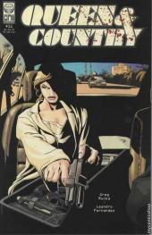 Queen & Country (en anglais) -11- Operation: crystall ball