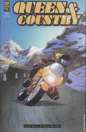 Queen & Country (en anglais) -25- Operation: saddlebag