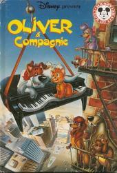 Mickey club du livre -159- Oliver & compagnie