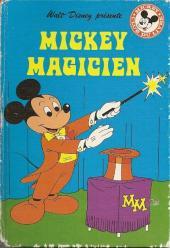 Mickey club du livre -142- Mickey magicien