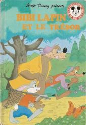 Mickey club du livre -62- Bibi lapin et le trésor