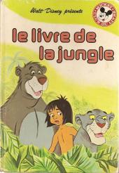 Mickey club du livre -126- Livre de la jungle (le)