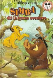 Mickey club du livre -229- Simba dit la bonne aventure