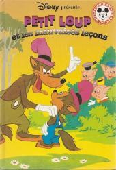 Mickey club du livre -172- Petit loup et les mauvaises leçons