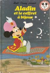 Mickey club du livre -9- Aladin et le coffret à bijoux