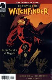 Sir Edward Grey, Witchfinder (2009) -1- In the service of angels