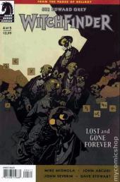 Sir Edward Grey, Witchfinder (2009) -9- Lost and gone forever