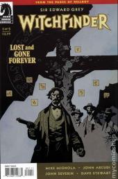 Sir Edward Grey, Witchfinder (2009) -6- Lost and gone forever