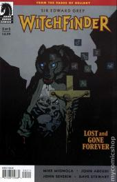 Sir Edward Grey, Witchfinder (2009) -7- Lost and gone forever