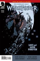 Sir Edward Grey, Witchfinder (2009) -10- Lost and gone forever