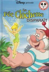 Mickey club du livre -103- Fée clochette disparaît (la)