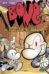 Bone (Smith, chez Presses Aventure) -4- Le chasseur de dragons