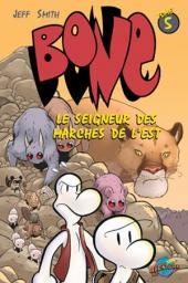 Bone (Presses Aventure) -5- Le seigneur des marches de l'est