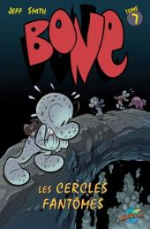 Bone (Presses Aventure) -7- Les cercles fantômes