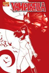 Vampirella (2010) -5BR- Crown of worms part 5 : dead reckoning