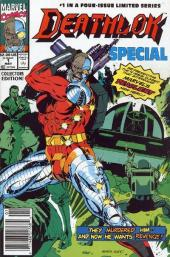 Deathlok special (1991) -1- The brains of the outfit