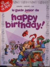 Les guides Junior -4- Le guide junior du happy birthday