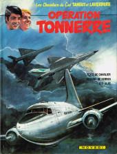 Tanguy et Laverdure -20- Opération Tonnerre