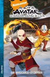 Avatar, le dernier maître de l'air -4- Les guerriers de kyoshi