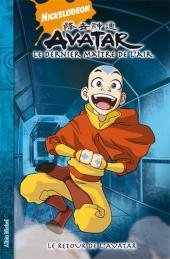 Avatar, le dernier maître de l'air -2- Le retour de l'avatar