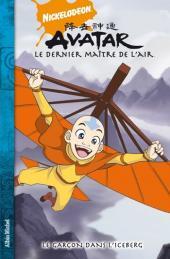 Avatar, le dernier maître de l'air -1- La garçon dans l'iceberg
