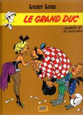 Lucky Luke (Pub et Pastiches) -40Crédit Mut- Le grand duc
