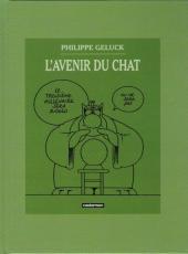 Le chat -09-10- L'Avenir du Chat / Le Chat est content
