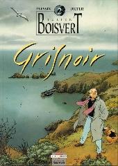 Julien Boisvert -2- Gris noir