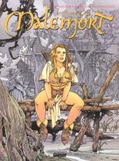 Le roman de Malemort -4cof- Lorsque vient la nuit...