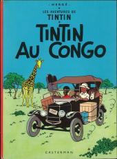 Tintin (Historique) -2B39- Tintin au Congo