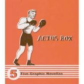 Actus box: five graphic novellas - Five graphic novellas