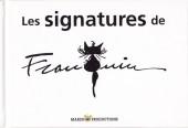 (AUT) Franquin -16TL- Les signatures de Franquin