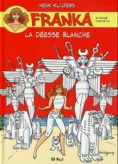 Franka (BD Must) -20- La Déesse blanche (Le Voyage d'Ishtar n°2)