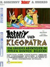 Astérix (en allemand) -6- Asterix und Kleopatra