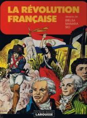 Histoire de France en bandes dessinées -15a- La révolution française