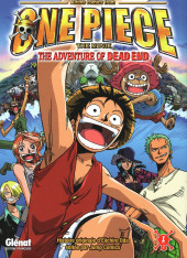 One Piece -HS06- The Movie - The adventure of Dead Enc