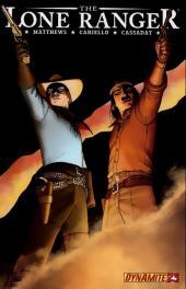 The lone Ranger Vol.1 (Dynamite - 2006) -23- Resolve