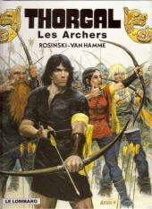 Thorgal -9b00- Les archers