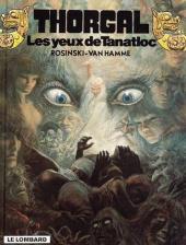 Thorgal -11b 99- Les yeux de Tanatloc