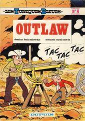 Les tuniques Bleues -4a1980- Outlaw