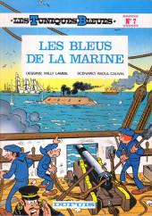 Les tuniques Bleues -7b1980- Les bleus de la marine