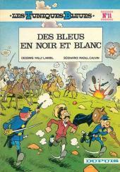 Les tuniques Bleues -11a1979- Des bleus en noir et blanc