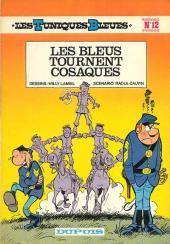 Les tuniques Bleues -12a1980- Les Bleus tournent cosaques