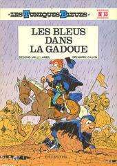 Les tuniques Bleues -13a1980- Les bleus dans la gadoue
