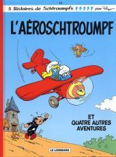 Les schtroumpfs -14b08- L'aéroschtroumpf