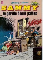 Sammy -5a1979- Le gorille à huit pattes
