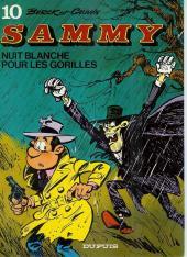 Sammy -10a1980- Nuit blanche pour les gorilles