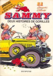 Sammy -11a1980- Deux histoires de gorilles