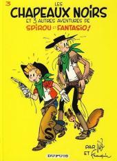 Spirou et Fantasio -3f90- Les chapeaux noirs